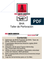 Drilling Workshop BHA