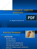 Dr Altamirano Ictericia Neonatal