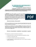 DISPONIBILIDAD, CONFIABILIDAD, MANTENIBILIDAD Y CAPACIDAD (I PARTE).pdf