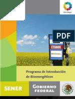 Programa Introduccion de Bioenergeticos (SAGARPA)