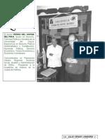 Biografia de Los Invitados Mesa Principal