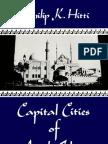 Philip Hitti Capital Cities of Arab Islam 1973