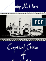 Philip Hitti Capital Cities of Arab Islam 1973