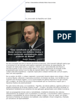 Fato Típico - Revista eletrônica do Ministério Público Federal em Goiás