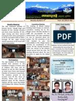Bulletin 4th