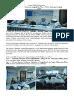 'Madrasha Education System in Bangladesh