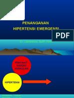 Hipertensi Emergensi