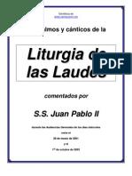 Juan Pablo II - Catequesis Sobre Los Salmos Y Canticos Del Laudes