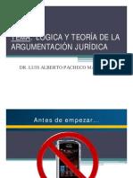 2447 Logica y Teoria de La Argumentacion Juridica