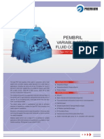 Fluid Coupling (Scoop Type)Pst_rating_selection