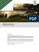 Skoda Octavia Tour - Manual de utilizare
