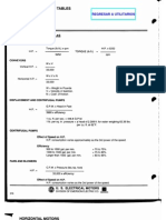 u.s. motors - fórmulas