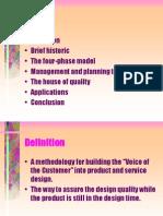 QFD Presentation.ppt