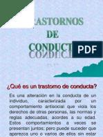 Transtornos de Conducta 2