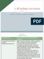 Estrategia Textos