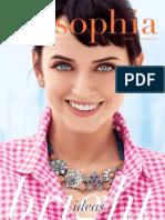 Styleguide_US Spring Summer 2013  lia Sophia catalog