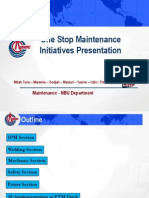Oil and Gas Maintenance Presentation Review