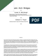 Elastic Arch Bridges