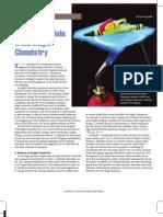 Novel Materials from solgel chemistry