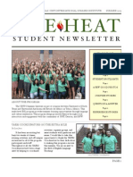 2013 UNT-I Summer Institute Newsletter