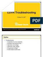 CDVR Troubleshooting