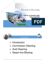 Chemical Cleaning