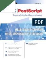 Postscript Vol. X no.1, January-February 2013