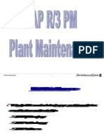 SAP R3 Plant Maintenance