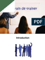 Train the Trainer