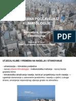 OPK 3 - Atmosfera, Naselja i Stanovanje