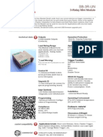 3R (Data Sheet) V2.0