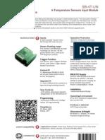 4T (Data Sheet) V2.0