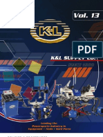 2013 K & L Motorcycle Shop tools and Supplies Catalog