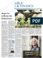 Times - Sustainable Banking