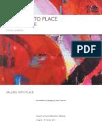Falling into Place Catalogue (e Version)
