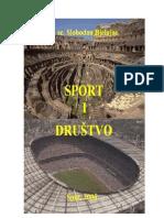 Sport i društvo