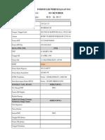 4. Formulir Peremajaan Data OK