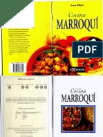 Anne Wilson - Cocina Marroquí