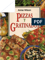 Anne Wilson - Pizzas