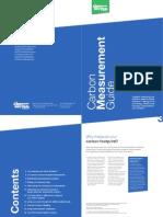 Carbon Measurement Guide