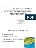Biological Metals