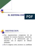 Sema 1.Sistema Empresa