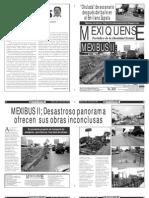 Versión impresa del periódico El mexiquense  22 julio 2013