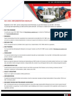 Iso 14001 Checklist English Us
