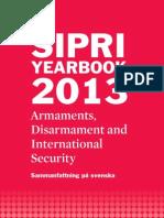 SIPRI Yearbook 2013, Sammanfattning på svenska
