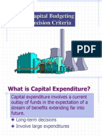 Capital Budgeting ppt