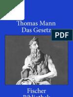 Mann Thomas - Das Gesetz