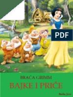Braća Grimm – Bajke i priče