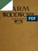 Farm Woodworking 1919