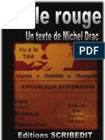 Pillule Rouge Michel Dracff